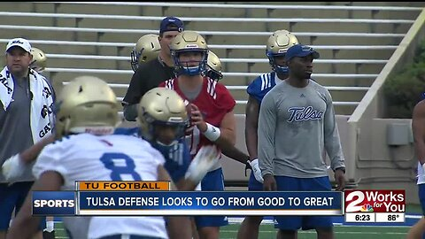 TU Defense Wants to go from Good to Great