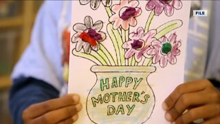There will likely be a mix of masks and bare faces at Mother's Day gatherings
