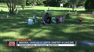 Lakeland man honors forgotten war heroes - Video