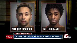 Arrest made in double homicide on Indianapolis' southeast side - Video