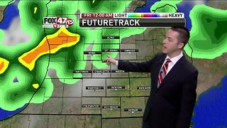 Dustin's Forecast 7-4 - Video