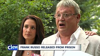 Former Cuyahoga County Auditor Frank Russo released from prison amid pandemic