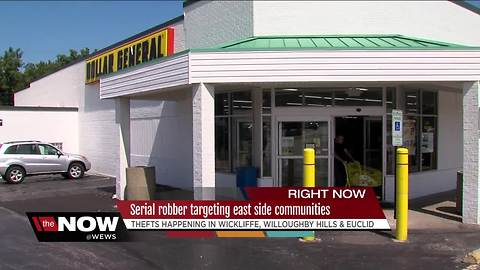 Attempted armed robbery suspect at Wickliffe Dollar General believed to be linked to other robberies