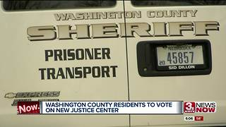 Washington County to vote for new jail - Video