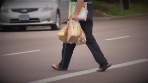 New study finds when a city bans plastic bags, residents bought them elsewhere