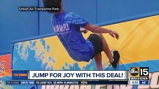 Urban Air Ahwatukee offering deal for year passes - Video