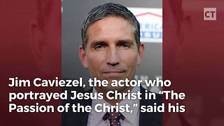 The Passion Of The Christ Actor Says His Next Movie Will Be The Biggest Film Ever - Video