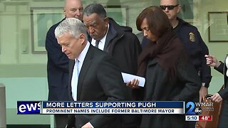 More letters supporting former Baltimore Mayor Pugh