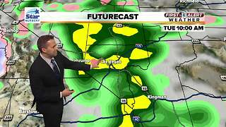 13 First Alert Weather for Jan. 7 - Video