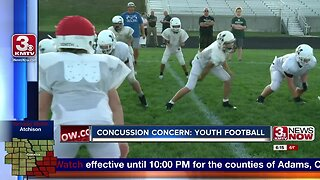 Reporter debrief: Youth football concussion concerns