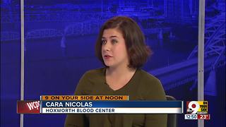 Free movie tickets for blood donors - Video