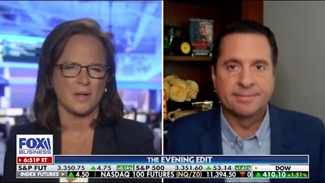 """Rep. Nunes: Top Obama officials committed a """"straight-up crime"""" hiding documents from Congress"""