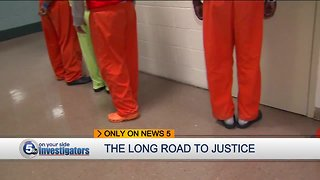 Cuyahoga County families report delays in retrial, exoneration process - Video