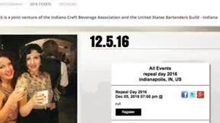 Indy Repeal Party: Celebrate the end of prohibition - Video