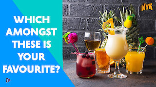 Top 5 Most Consumed Beverages In The World