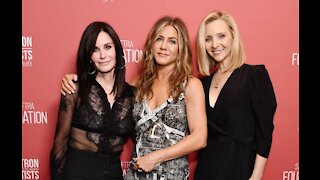 Jennifer Aniston reunited with 'Friends' cast