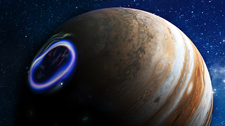 The Science Behind Jupiter's Powerful Auroras - Video