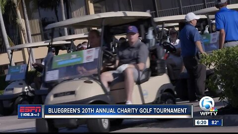 Bluegreen's 20th Annual Charity Golf Tournament