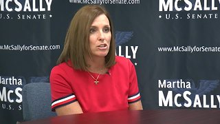FULL INTERVIEW: Martha McSally - Video