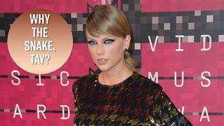 Decoding Taylor Swift's ominous snake video - Video