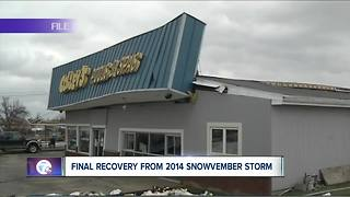 Recovery from Snowvember Storm - Video