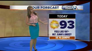 South Florida weather 8/4/17 - 4am report - Video