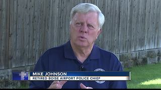 Former Boise Airport Police Chief recalls September 11th attacks - Video
