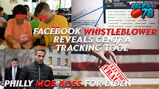 Facebook Whistleblower Reveals Tracking Tool, Philly Mob Boss To Squeal on Biden