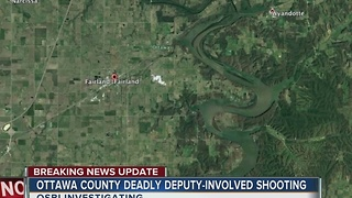 OSBI investigates deadly deputy-involved shooting in Ottawa County