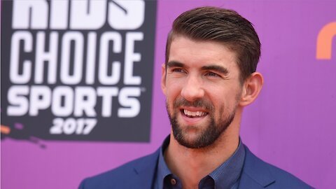 Michael Phelps ran a 5K race and says he won't do it again