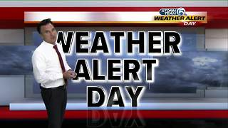 2 p.m. Thursday weather update - Video