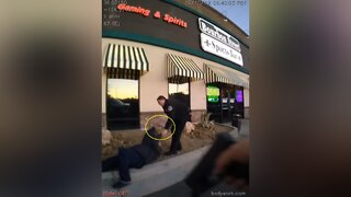 Henderson police release body cam footage of recent shooting involving officer