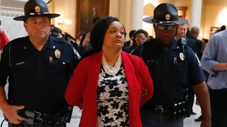 State Senator Nikema Williams Arrested for Demanding All Votes Be Counted in Georgia