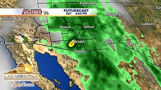 FORECAST: Rain is on the way - Video