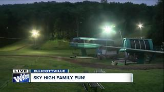 Sky High summer fun at Holiday Valley - Video