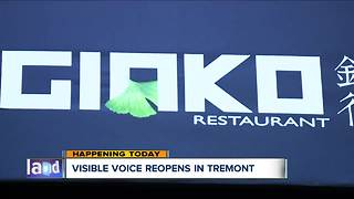 Visible Voice Books reopening in Tremont - Video