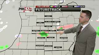 Dustin's Forecast 12-20 - Video