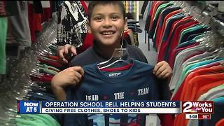 Operation 'School Bell' helping students