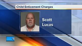 59-year-old Milwaukee man charged for three separate child enticement incidents - Video