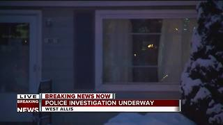Shots fired into West Allis home overnight - Video