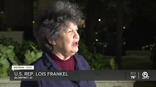 U.S. Rep. Lois Frankel defeats Laura Loomer for Florida's 21st Congressional District