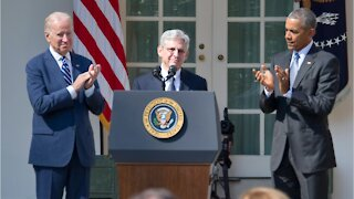 Biden To Nominate Merrick Garland As Attorney General