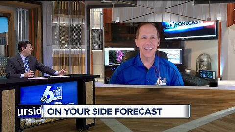 Scott Dorval's On Your Side Forecast - Tuesday 3/30/20