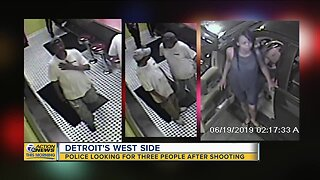 Police looking for 3 people after coney island shooting