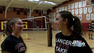 Salpointe volleyball to play for state title - Video