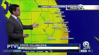 Sunday AM Weather - Video