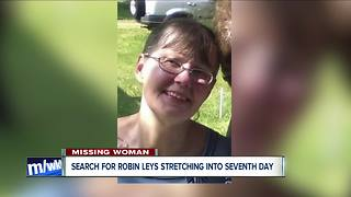 Search continues for missing mom with Alzheimers