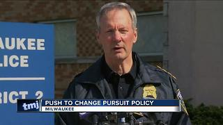 Commission orders chief change department pursuit policy - Video
