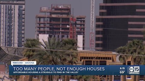 More people mean more problems for affordable housing in Arizona