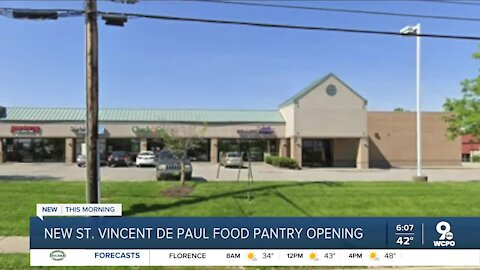 New St. Vincent de Paul store and food pantry coming to NKY